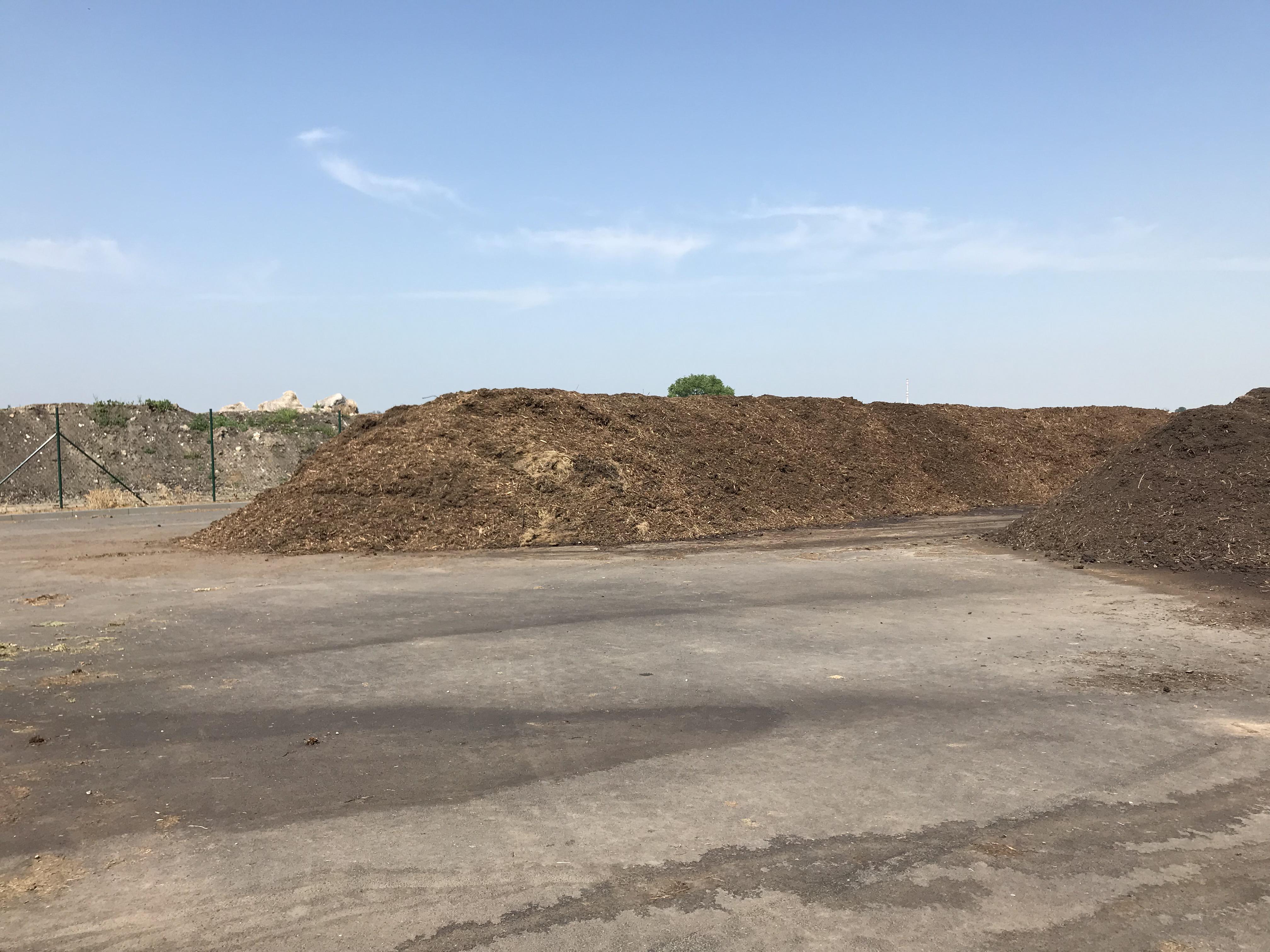 Ctěnický kompost je již vprodeji